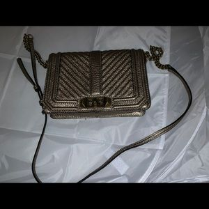 Rebecca Minkoff Quilted WOC